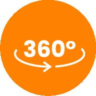 Recorrido 360°